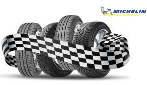 Câștigă un set 4 anvelope Michelin