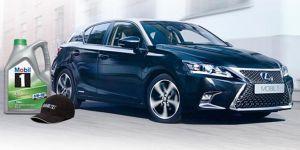 Câștigă o mașină Lexus Hybrid CT200h