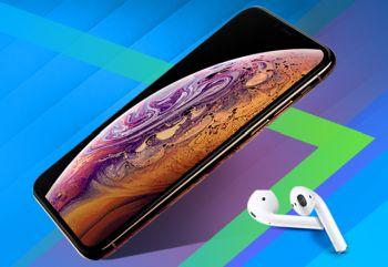 Concurs KENT: câștigă zilnic un iPhone XS