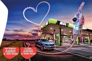 Câștigă 3 carduri de carburant de 5.000 lei și 210 carduri de carburant de 300 lei