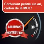 Castiga carburant pentru un an de la MOL