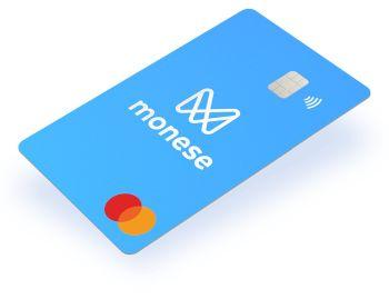 Primești 25 euro cadou în contul Monese