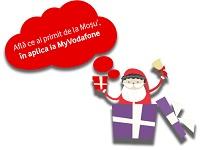 Castiga garantat cadouri de Craciun cu aplicatia MyVodafone