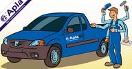 Castiga o masina Dacia Logan Pick-Up