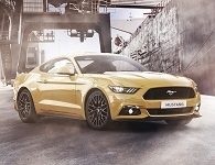 Castiga o masina Ford Mustang