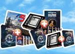 Castiga o vacanta la munte, 2 ebook readere EvoBook si carti