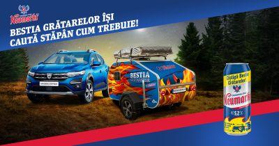 Câștigă  2 mașini Dacia Sandero Stepway