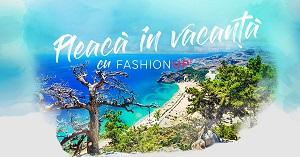 Câștigă o vacanță de vis de o săptămână în insula Rhodos și Coasta Mediterană