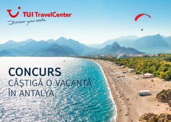 Câștigă o vacanță all-inclusive în Antalya