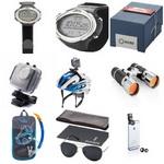 Castiga 50 de premii constand in: camere foto subacvatice, ceasuri subacvatice,  kit-uri snorkeling, lentile universale telefon mobil, ochelari de soare si binocluri