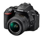 Castiga un aparat foto DSLR Nikon D5500 + Kit 18-55mm VR II