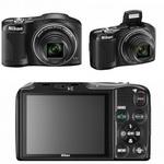 Castiga un aparat foto Nikon Coolpix L610