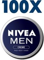 Castiga 100 de creme Nivea Men Creme