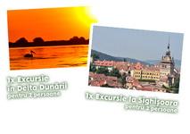Castiga 2 excursii in Delta Dunarii & Sighisoara sau 100 seturi Nivea Pure & Natural