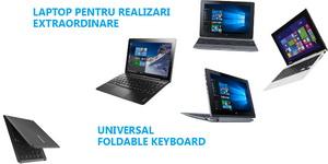 Castiga unul din cele 4 laptopuri cu Windows 10