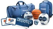 Castiga 3 colectii complete de produse Kappa si 28 mingi de fotbal Kappa
