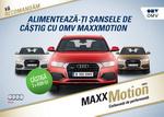Castiga lunar un weekend cu noul Audi Q3 si saptamanal 100 de litri de combustibil