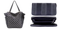 Castiga un set Carpisa format din geanta si portofel