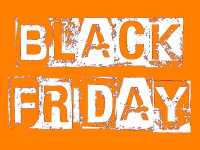 Black Friday Orange