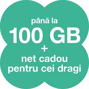 Câștigă 100 GB Orange pentru tine și 50 GB Orange pentru prieteni