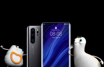Câștigă 30 telefoane Huawei P30 Pro