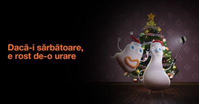Câștigă garantat 100 GB internet mobil Orange