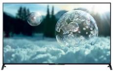 Castiga 2 televizoare LED Sony Smart  TV  3D  Triluminos,  Ultra  HD  4K