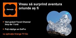 Câștigă 5 camere video sport GoPro Hero