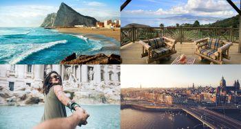 Concurs Pall Mall: câștigă o lună de vacanță în Gibraltar, Martinique, Roma și Amsterdam