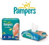 Castiga 10 pachete de scutece Pampers Active Baby
