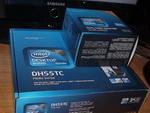 Castiga o placa de baza Intel DH55TC si un procesor Core i5-670