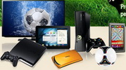 Castiga un televizor led Samsung, o tableta Samsung si alte premii tentante