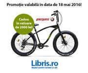 Castiga o bicicleta Pegas Cutezator
