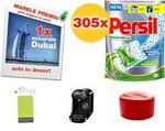 Castiga o excursie in Dubai sau 305 pungi Persil Power Mix