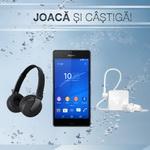 Castiga un smartphone Sony Xperia Z3