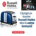 Castiga un toaster Russell Hobbs Mini