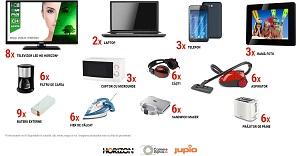 Câștigă 8 televizoare Horizon, 3 telefoane mobil, 2 laptopuri și alte zeci de premii