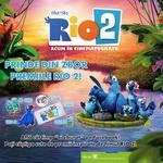 Castiga 500 de premii inspirate din filmul Rio 2
