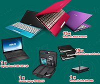 "Concurs ""Profi Te Premiaza"": castiga 2.016 laptopuri Asus si 126 videoproiectoare BenQ"