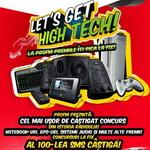 """Concurs """"Let's Get High Tech"""": castiga 5 laptopuri Acer si alte zeci de gadgeturi"""