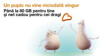 Câștigă 100 GB internet mobil Orange