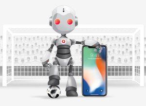 Câștigă un iPhone X 64 GB