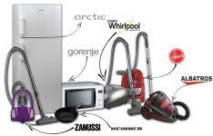 Castiga un frigider Arctic, un cuptor cu microunde Gorenje, 4 aspiratoare si o tigaie Heinner