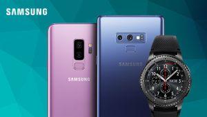 Câștigă 500 smartwatch-uri Samsung Gear S3 Frontier