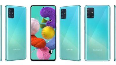 Câștigă 15 telefoane Samsung Galaxy A51