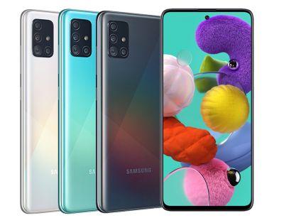 Câștigă 2 telefoane mobile Samsung Galaxy A51, Dual SIM, 128 GB