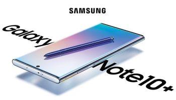 Câștigă 3 smartphone-uri Samsung Galaxy Note10+