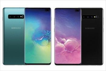 Câștigă 4 smartphone-uri Samsung Galaxy S10