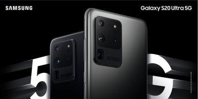 Câștigă 3 smartphone-uri Samsung Galaxy S20 Ultra 5G