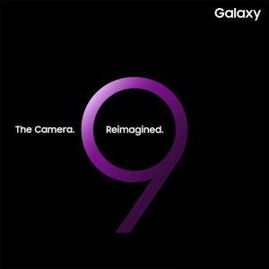 Câștigă 3 smartphone-uri Samsung Galaxy S9